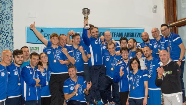 San Salvo:  I° Trofeo Apnea Team Abruzzo