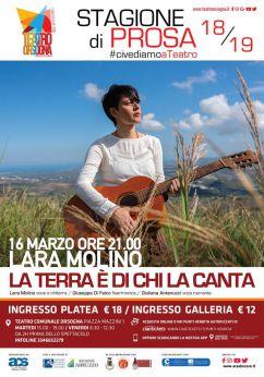 Locandina Lara Molino