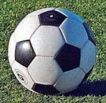 Pallone gioco del calcio