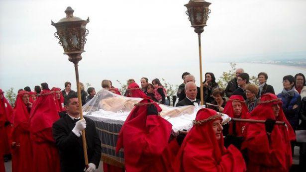 Processione del Cristo Morto a Vasto
