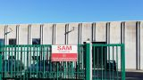 Lo stabilimento della Sam