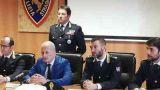 Questura di Pescara: conferenza stampa