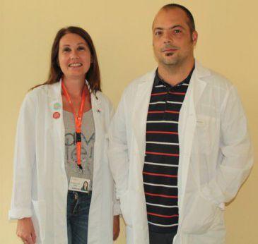 La dott.ssa Rosangela Ferese