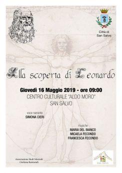 Locandina Leonardo