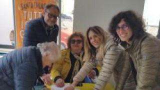 Emergenza cinghiali: la raccolta delle firme