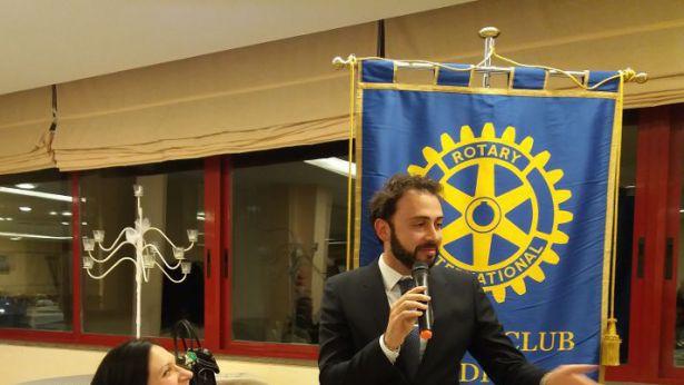 Rotary Club: il ringraziamento del dott. Francesco Piccirilli