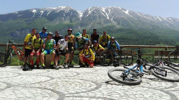 In Bike sul Morrone d'Abruzzo