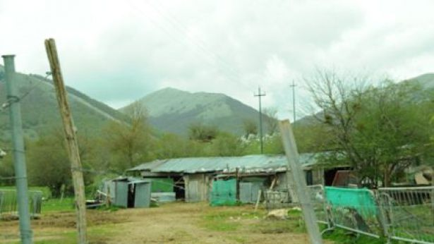 Baracche abusive nel Parco d'Abruzzo