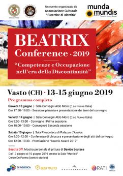 Beatrix programma completo
