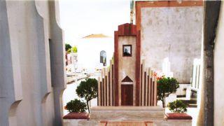 La nuova tomba di Don Felice Piccirilli