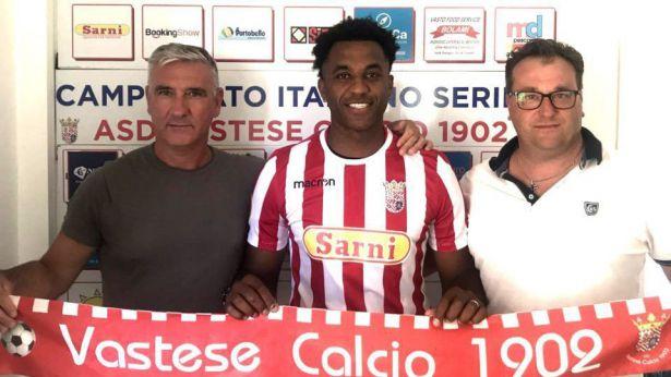 Vastese: Dos Santos con Bolami e Scafetta