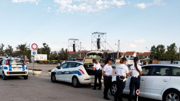 San Salvo: la Polizia Locale