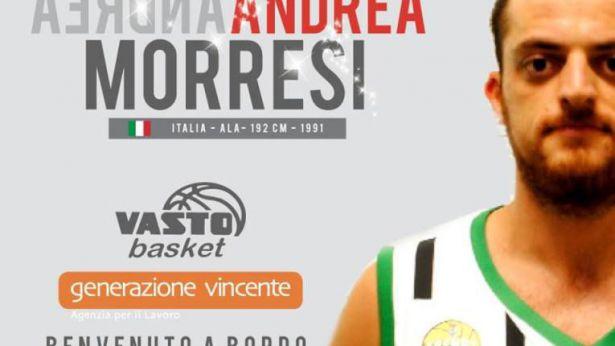 Vasto Basket: Morresi
