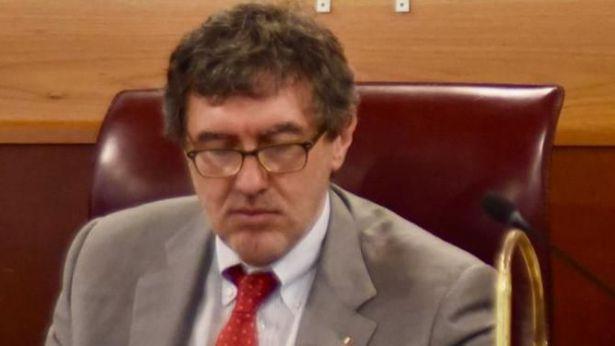 Il Presidente Marsilio