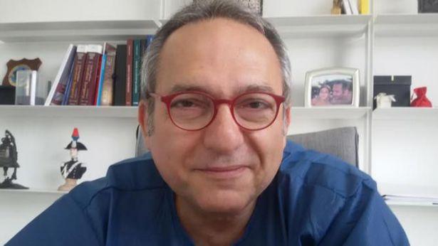 Il cardiochirurgo prof. Gabriele Di Giammarco