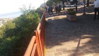 San Vito: la zona dove è stato trovato il cadavere di un uomo