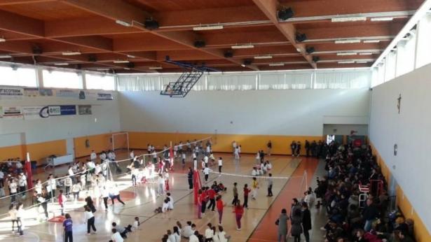 """La Palestra del """"Nuovo Centro San Gabriele"""""""