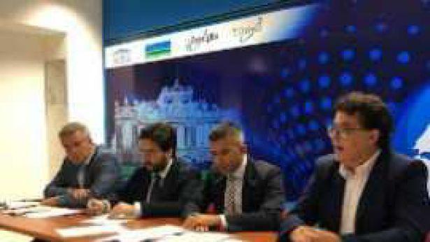 Il P.D. in conferenza stampa