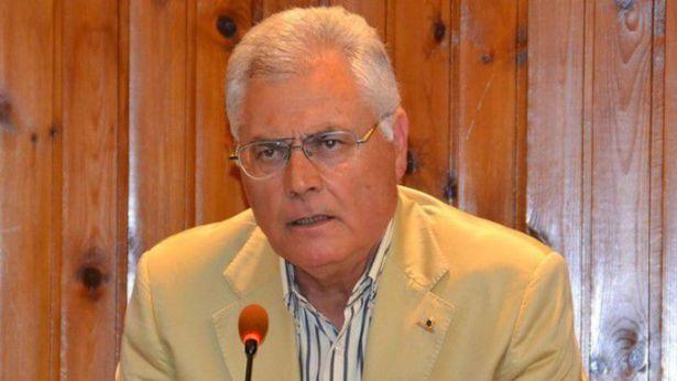 L'assessore Luigi Marcello