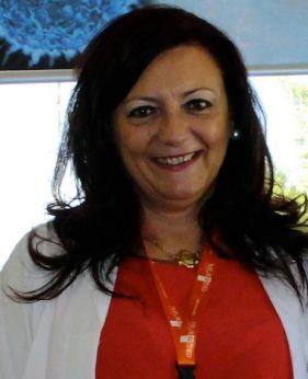 La dott.ssa Antonella Arcella