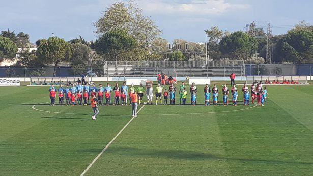 Pineto - Vastese 1 a 1