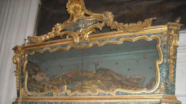 I resti di San Teodoro conservati a Vasto