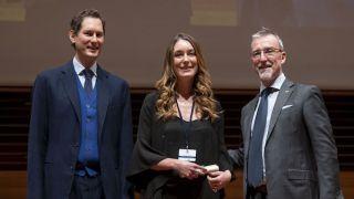Torino: FCA, un momento delle premiazioni