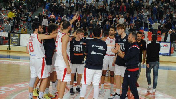 Ge.Vi. Basket Vasto - Osimo
