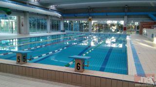 Lo stadio del nuoto di Vasto