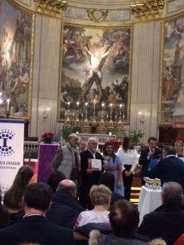 I Cantori della Torre premiati a Roma