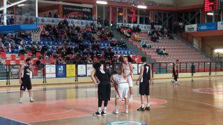 Ge.Vi.Vasto Basket - Falconara
