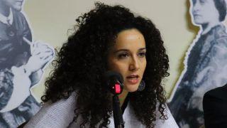 La curatrice del volume Mariella Di Brigida