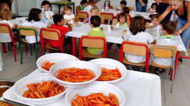 Una mensa scolastica