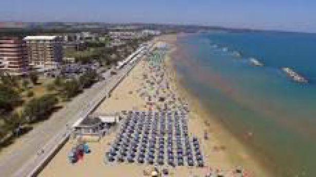 San Salvo: la spiaggia