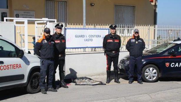 Operazione congiunta Carabinieri-Guardia Costiera