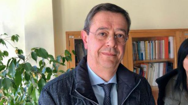 Il Prof. Giustino Parruti