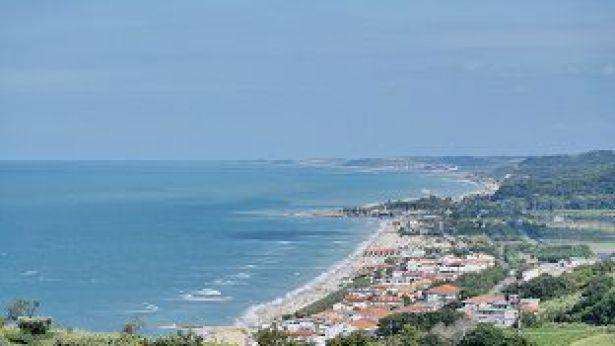 La costa di Fossacesia