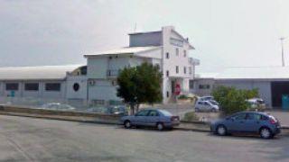 La sede della Vastarredo creata da Remo Salvatorelli