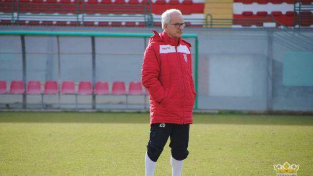 Massimo Silva, allenatore della Vastese