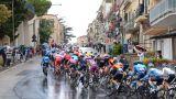 Giro D'Italia tappa San Salvo Roccaraso passaggio a Vasto