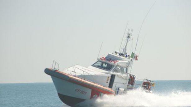 Capitaneria di Porto in mare