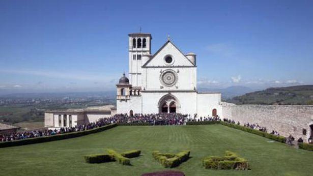 Assisi: la Basilica di San Francesco