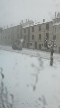 Capracotta sotto la neve