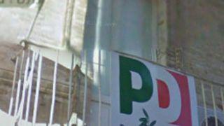 La sede del P.D. di Vasto