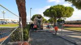 San Salvo: via Pertini