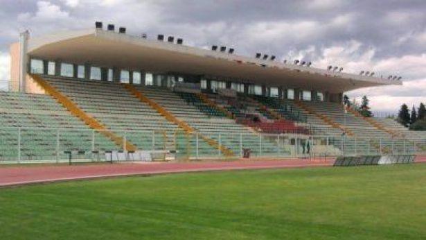 Lo Stadio Angelini di Chieti