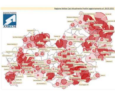 Molise: la mappa dei Comuni free