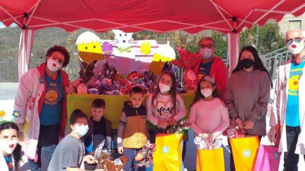 Fresagrandinaria: l'omaggio di Ricoclaun ai bambini