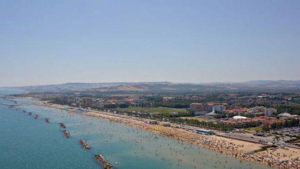 Il litorale di San Salvo Marina