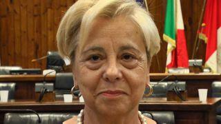 L'assessore Lina Marchesani